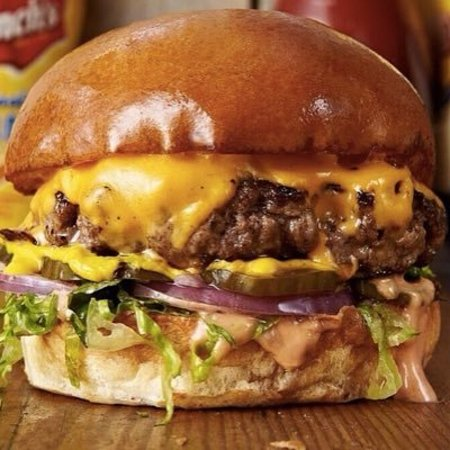 Killorglin, Irlanda: Big Hunger! Big Burger