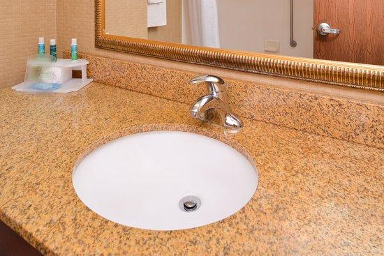 Huber Heights, Ohio: Guest Bathroom