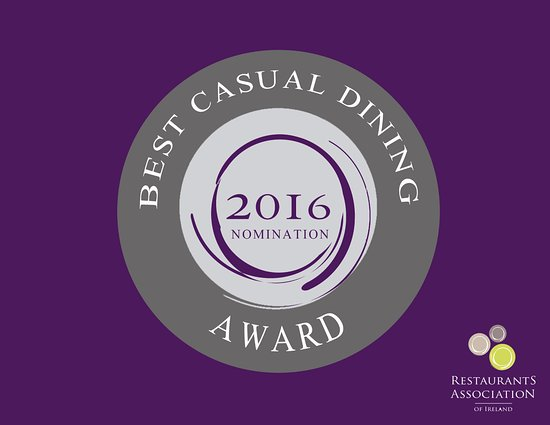 Killorglin, Irlanda: Best Casual Dining Nomination