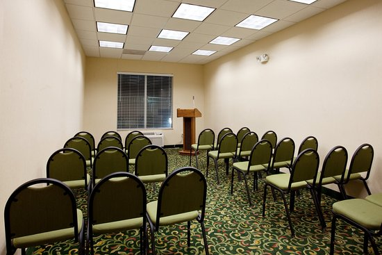 Holiday Inn Express New Orleans East: Meeting Room
