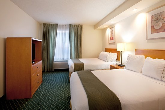 Holiday Inn Express New Orleans East: Double Bed Guest Room