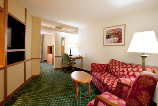Holiday Inn Express New Orleans East: Suite