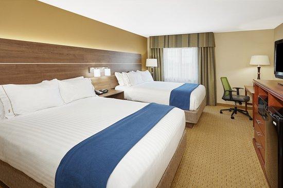 Sheboygan, Wisconsin: Double Bed Guest Room