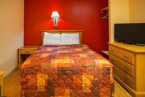 บัฟฟาโล, ไวโอมิง: Guest room