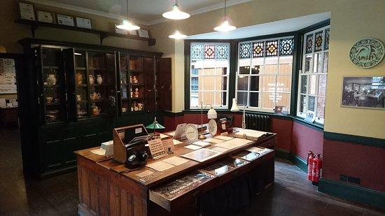 Burslem, UK: Middleport Pottery - Home of Burleigh