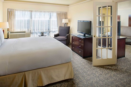 Doubletree by Hilton Hotel New Orleans Airport: Suite
