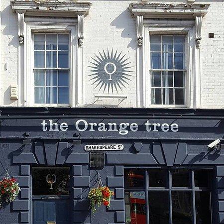 orange tree nottingham