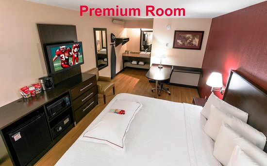 Red Roof Inn Cleveland East - Willoughby: Premium King