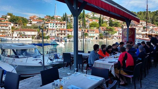 Stomorska, Kroatië: Turanj