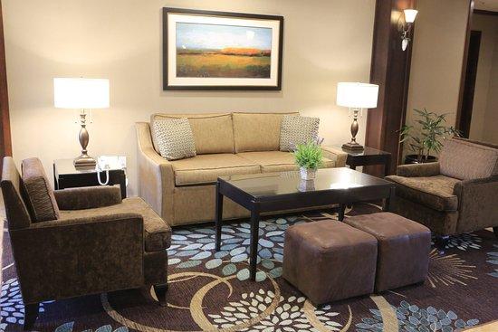 Milpitas, Kalifornien: Hotel Lobby