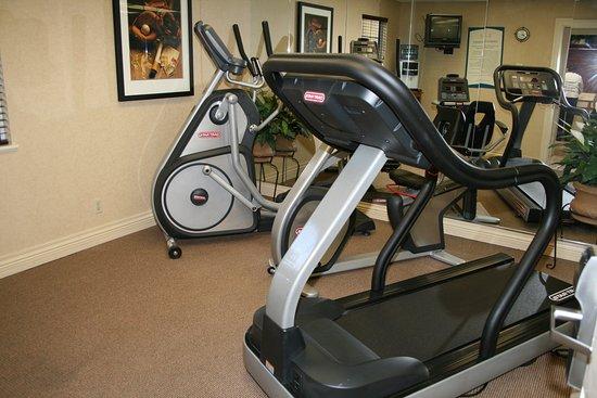 San Bruno, CA: Gym