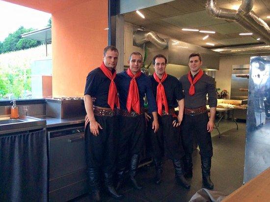 Sierre, Suíça: Churrascaria Terra Brasil