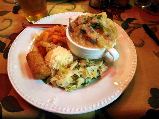 The Quays Restaurant : Irish Stew