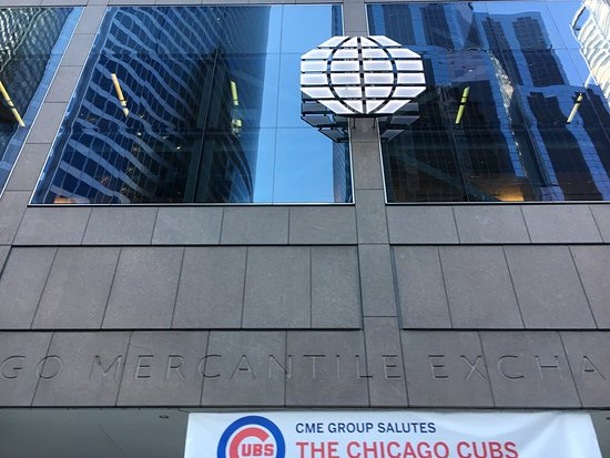 ‪Chicago Mercantile Exchange (CME)‬