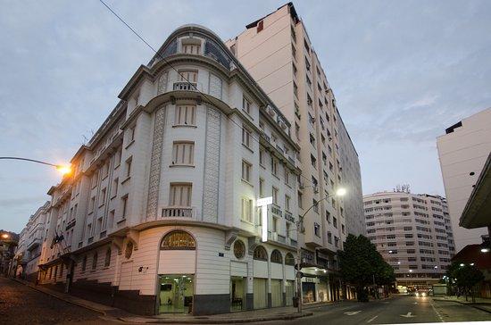 Hotel Monte Alegre: Fachada