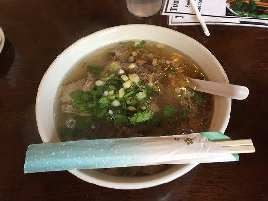 Issei Noodle: Beef Pho