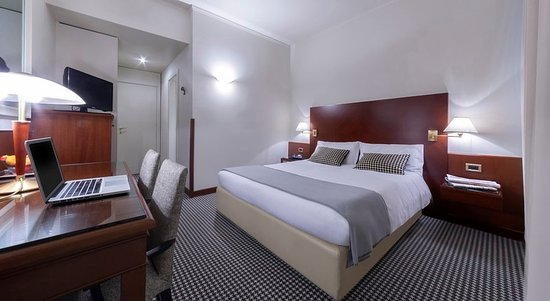 Peralba Hotel: Guest Room