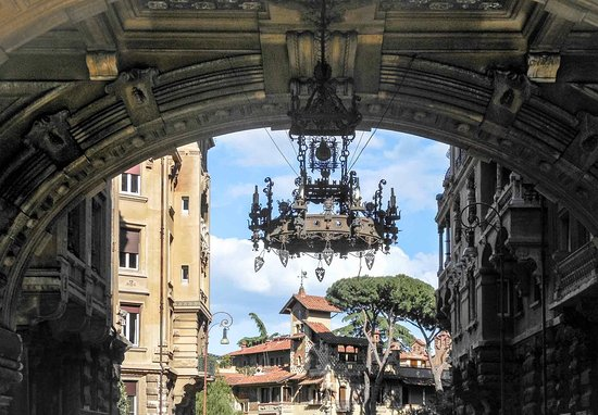 羅馬高碌街里雅斯特梅爾居酒店