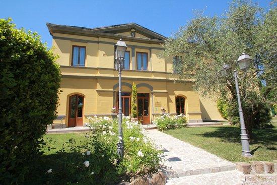 Hotel Villa Betania: Exterior