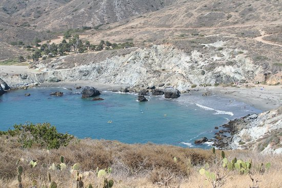 Wet Spot Rentals - Island Outback Tours : westsite of Catalina