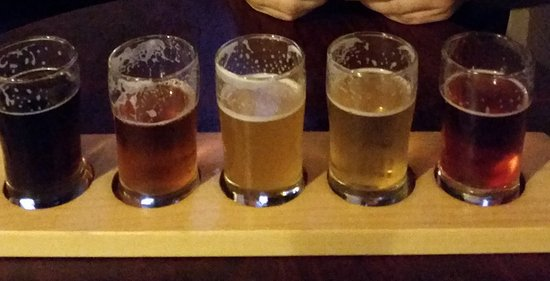 North Kansas City, MO: Beer flight
