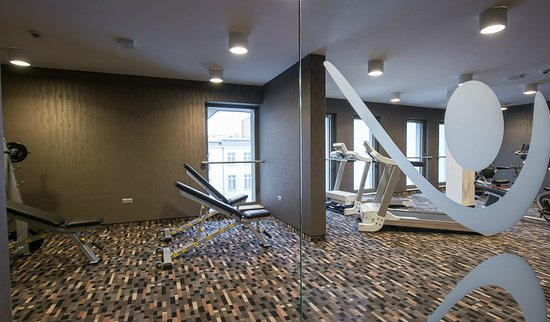 Holiday Inn Krakow City Center: Mini Gym & Massage Room