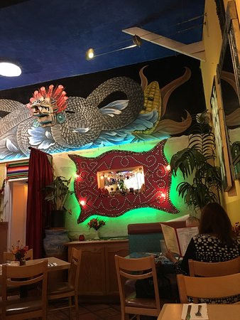 Goleta, كاليفورنيا: Del Pueblo Cafe