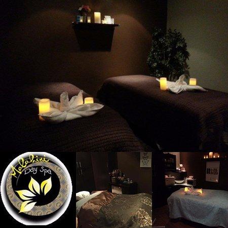 Malahini Day Spa: our Treatment room