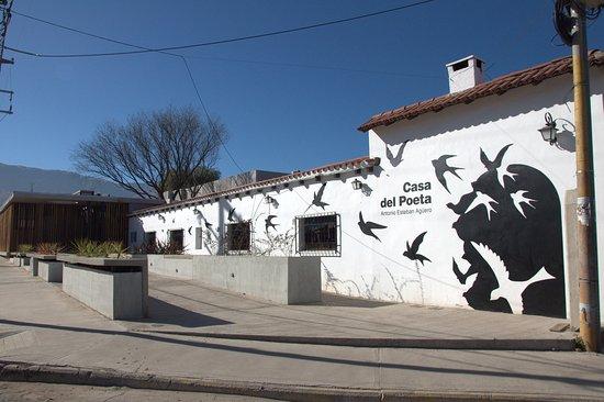 Casa Del Poeta Antonio Esteban Agüero