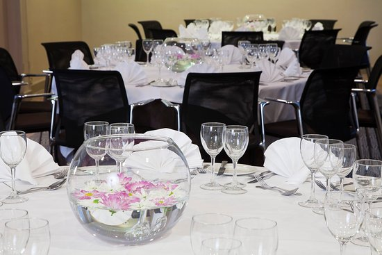 Holiday Inn London Mayfair: Stratton Suite set up for a wedding reception