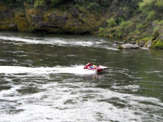 Murchison, Nuova Zelanda: Buller Canyon Jet