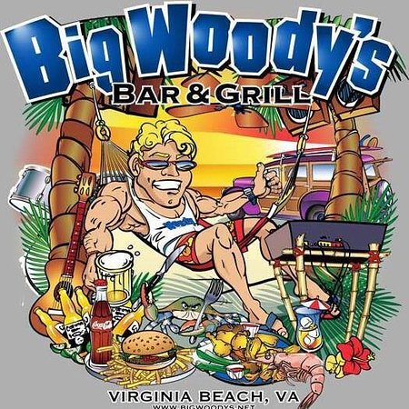 Good place review of big woody 39 s bar and grill virginia for Affordable pools virginia beach