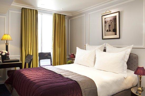 Bourgogne et Montana Hotel by MH : La Parisienne