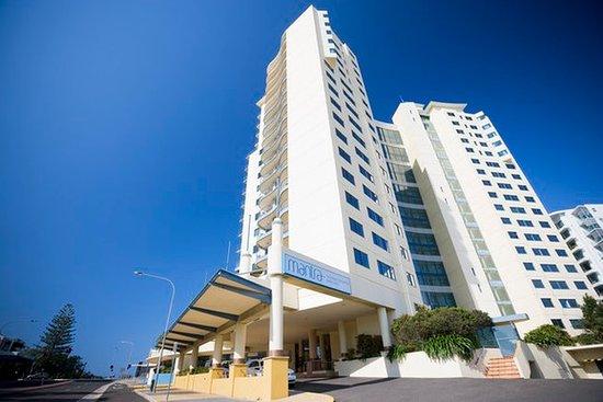 曼特拉莫洛拉巴海灘酒店