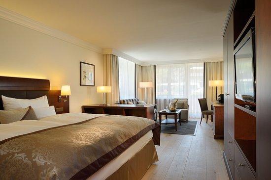 Hotel Mont Cervin Palace: Alpine Junior Suite Matterhorn