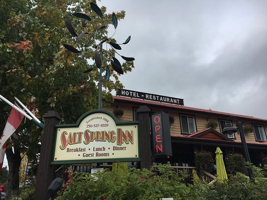 Salt Spring Inn: photo0.jpg