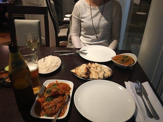 Haweli Indian Cousine Londyn Recenzje Restauracji Tripadvisor