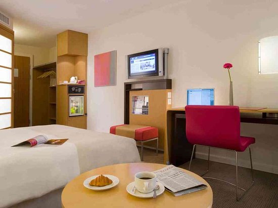 Novotel lausanne bussigny hotel bussigny pres lausanne for Prix chambre novotel