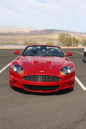 Aston Martin DBS Picture of Exotic Driving Experiences Las Vegas