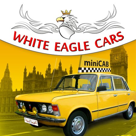 Rainham, UK: APPS White Eagle Cars
