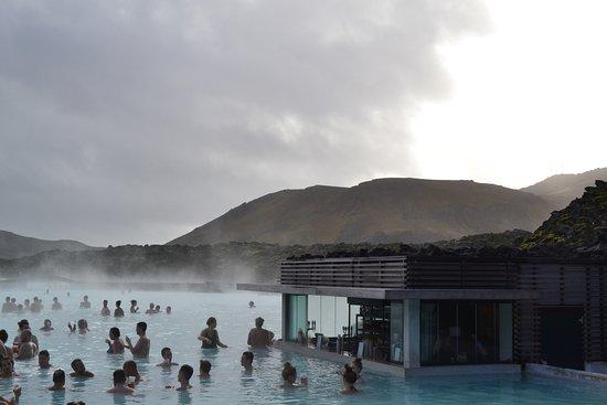 Grindavík, Islandia: Blue Lagoon early morning