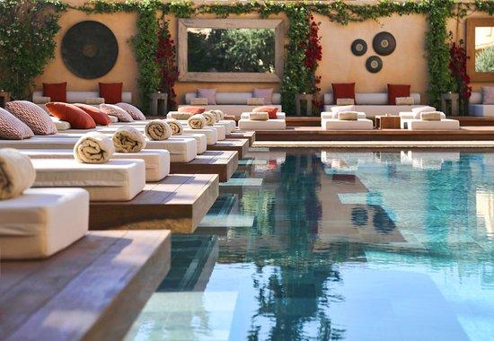 The Margi: Pool