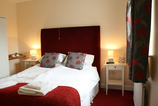 The Craven Arms: Double room