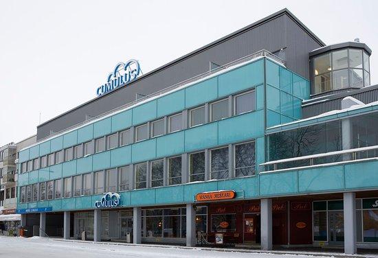 Salo, Finland: Facade