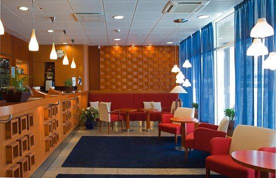 Salo, Finland: Reception Area