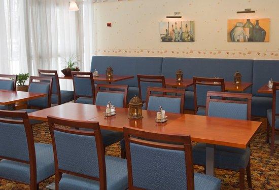Salo, Finland: Breakfast Room