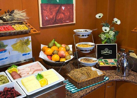 Salo, Finland: Buffet Breakfast