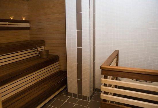 Salo, فنلندا: Sauna