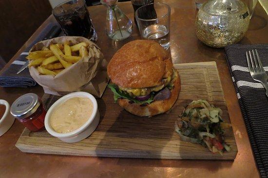 Gavle, Sweden: hamburgaren