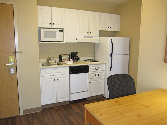 Extended Stay America - San Jose - Airport : Fully-Equipped Kitchens